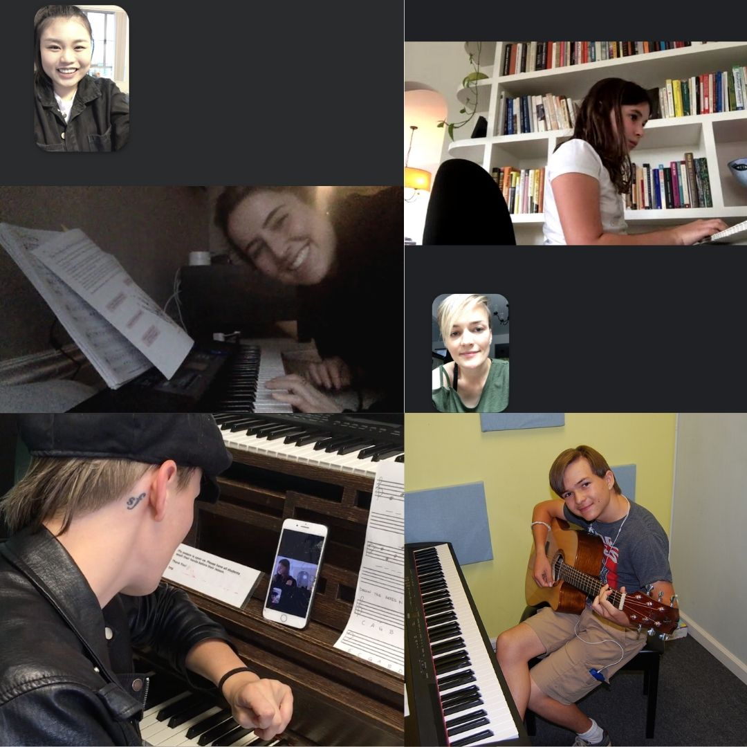 60 minute trial lesson, Private music lessons online in Los Angeles