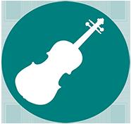 violin 186x176
