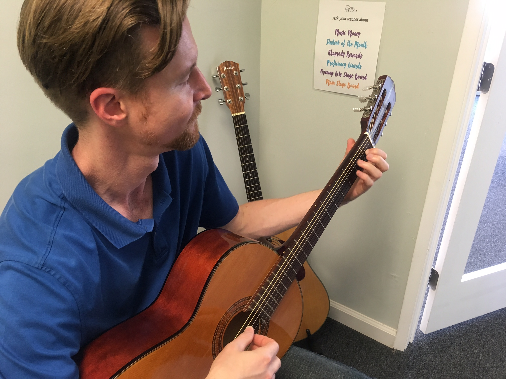 Music Lessons in your home